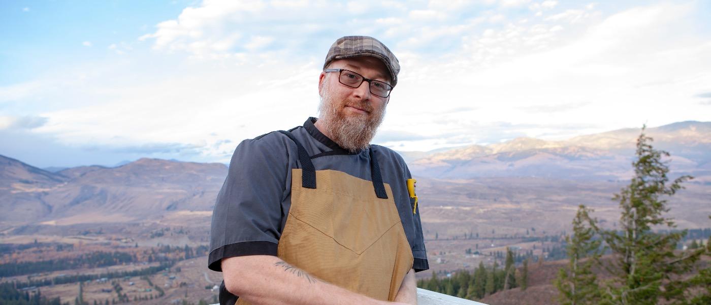 Chef Tyler Krost
