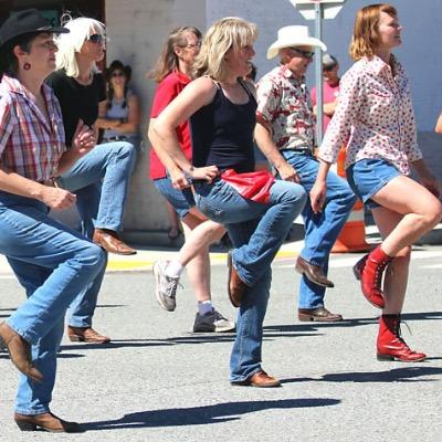 Twisp street dance