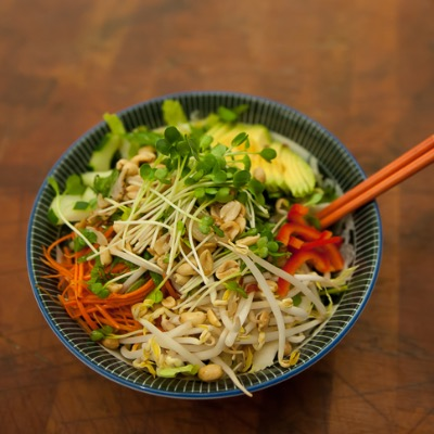 Noodle Bowl in Twisp