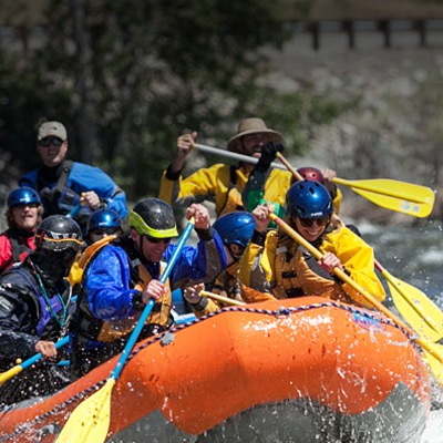 Methow River Rafting