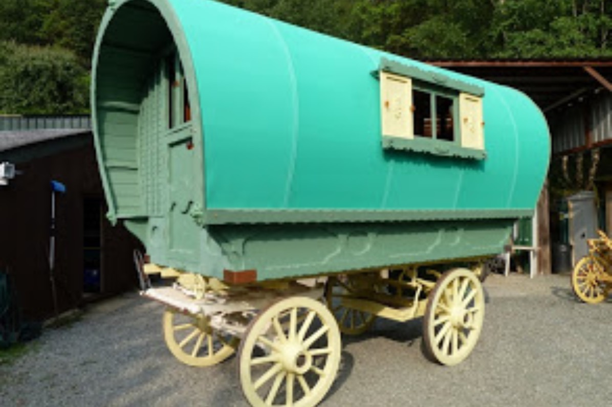 Wagons Straight Out Of A Fairyland