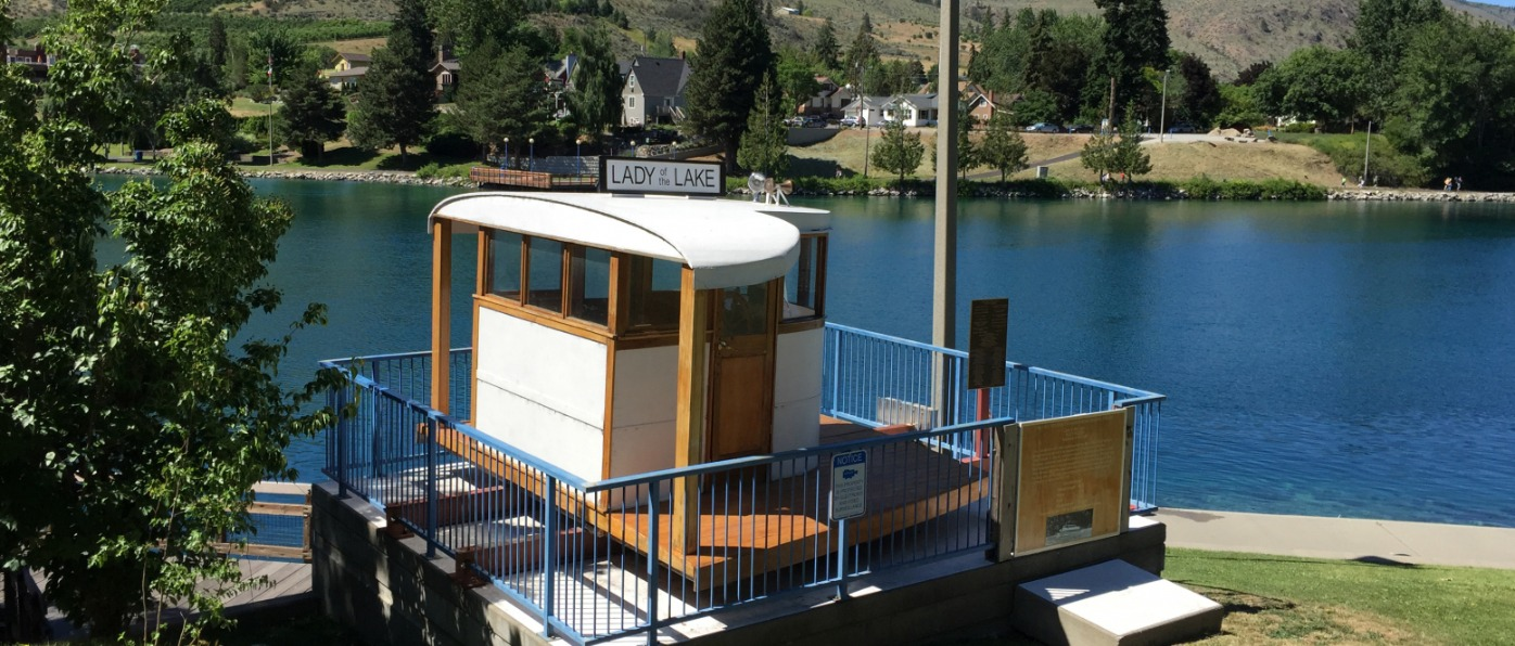 Lady of the Lake Pilot House