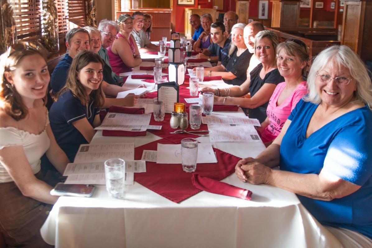Board meeting Campbells Resort