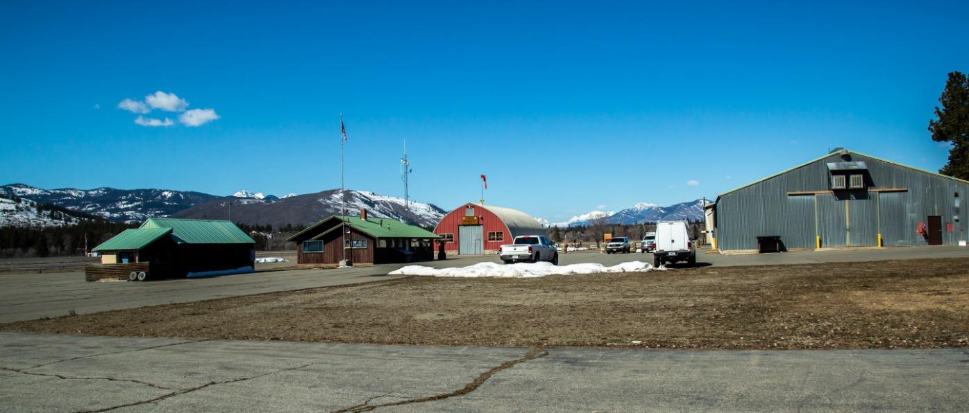 North Cascades Smokejumper Base Winthrop WA