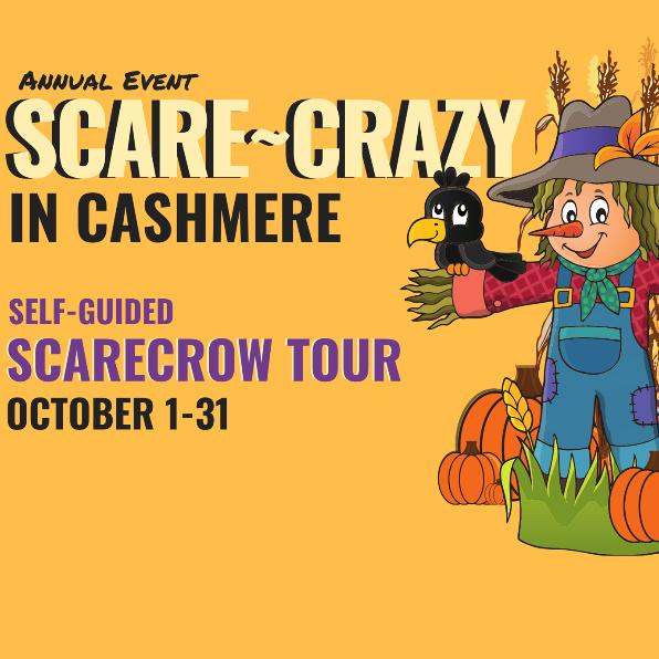 Scare-Crazy in Cashmere