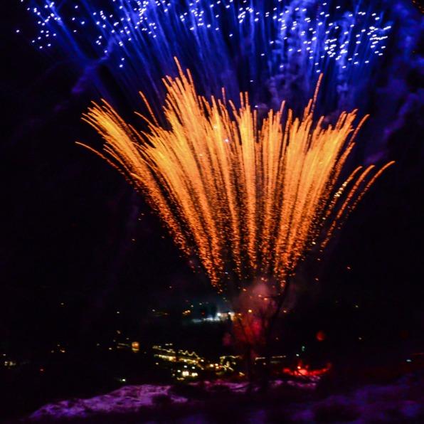 Winthrop Fireworks