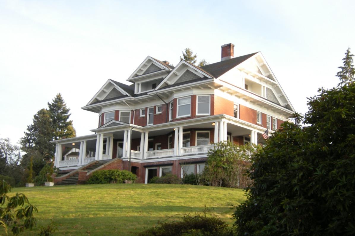 Rucker Mansion