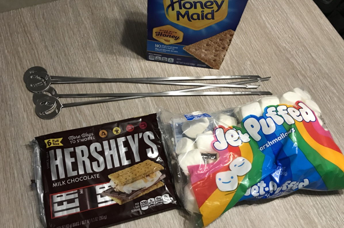 Skip the diet with S'mores