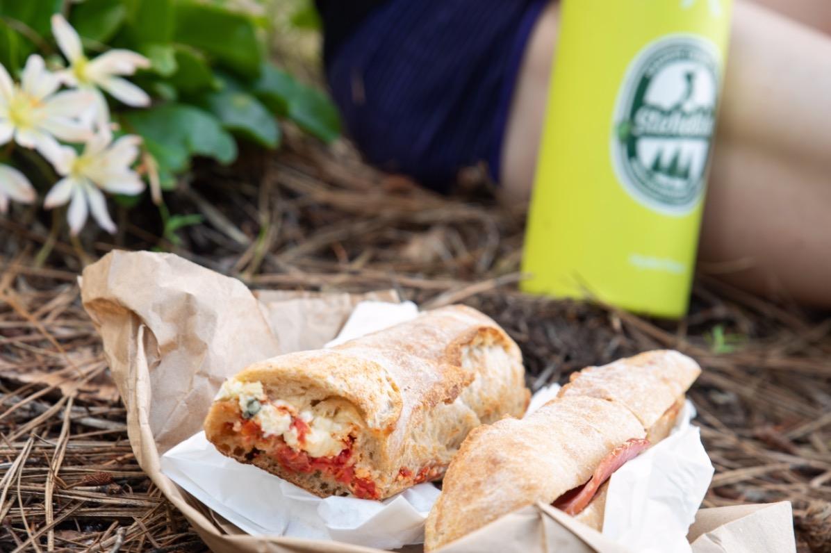 Anjou Baker sandwiches