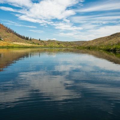 Methow Valley Spring Lake