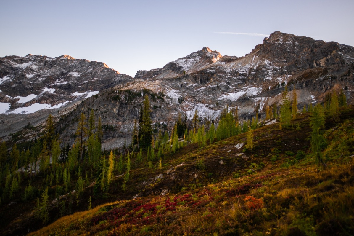 North Cascades National Park Hiking