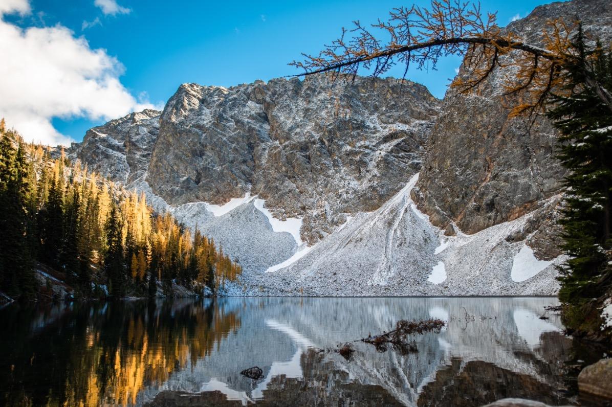 Fall Colors North Cascades National Park