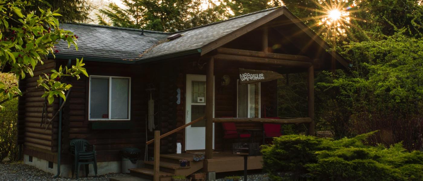 Cabins Cascade Loop