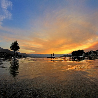 Campbells Sunset