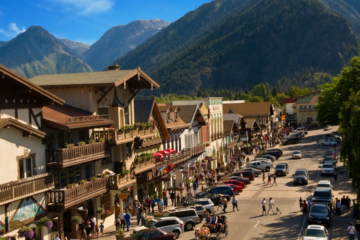 Bavarian Village of Leavenworth