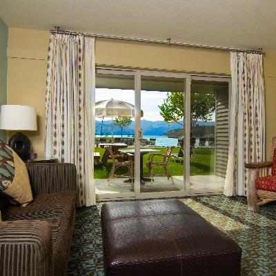 Campbells Lodge Room
