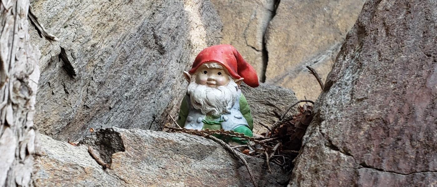 Ohme Gardens Gnome