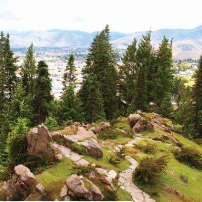 Wenatchee Valley Ohme Gardens