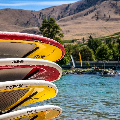 Campbells Paddle Board Stack