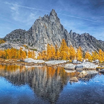 Fall Alpine Lakes Wilderness