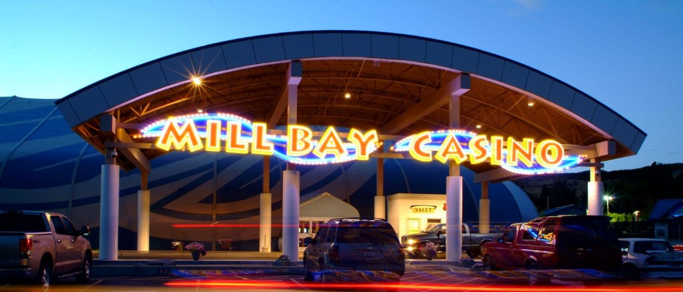 Lake Chelan Manson Gaming Gambling Tribal Casino